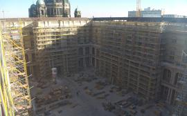 Live Webcam Berliner Schloß Schlüterhof
